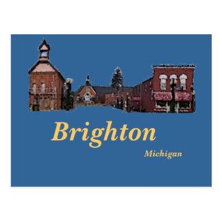 Carte Postale Brighton#56, Brighton, Michigan