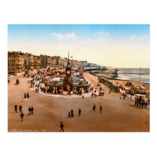 Carte Postale Brighton vintage le Sussex Angleterre