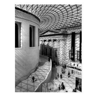 Carte Postale British Museum, Londres