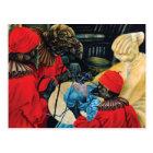 Carte Postale Bronchoscopie