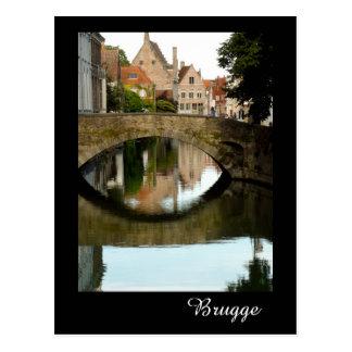 Carte Postale Bruges
