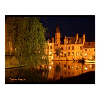Carte Postale Bruges (Bruges), Belgique