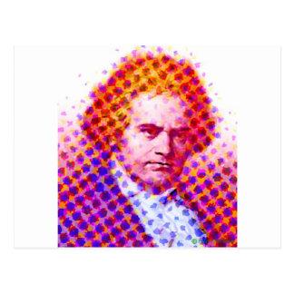 Carte Postale Bruit Beethoven