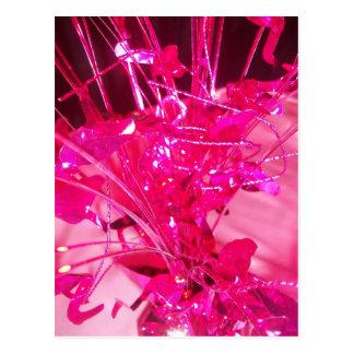 Carte Postale Brume rose