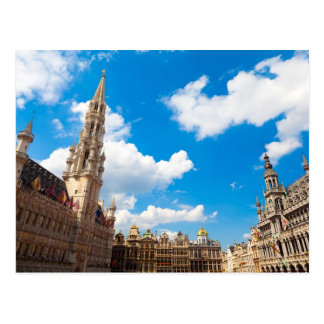 Carte Postale Bruxelles 01A