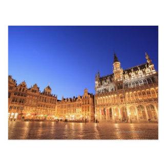 Carte Postale Bruxelles, Belgique 2