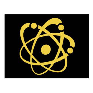 Carte Postale Bûcheur atomique