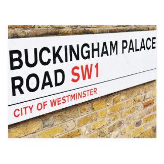 Carte Postale Buckingham Palace, Londres -