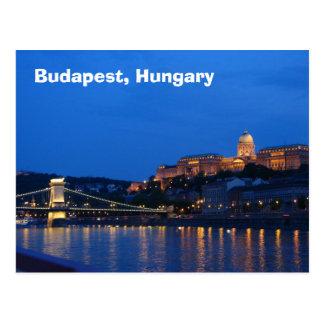 Carte Postale Budapest, Hongrie