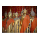 Carte Postale buddhas de luang