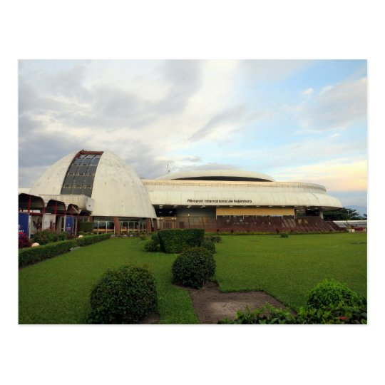 Carte Postale Burundi - Bujumbura - Airport