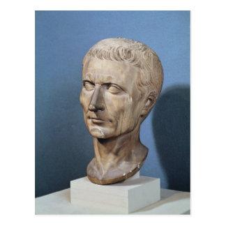 Carte Postale Buste de Jules César