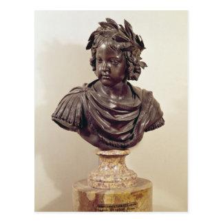 Carte Postale Buste de Louis XIV en tant qu'enfant