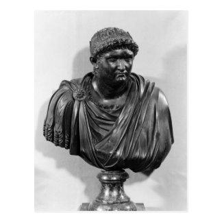 Carte Postale Buste de Nero, copie d'un original