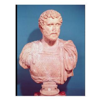 Carte Postale Buste d'empereur Antoninus Pius