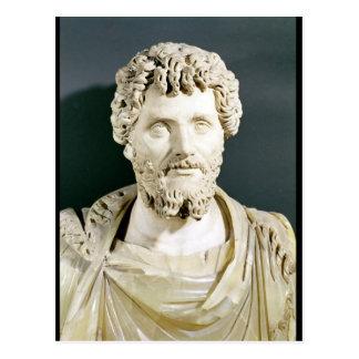 Carte Postale Buste d'empereur Septimus Severus