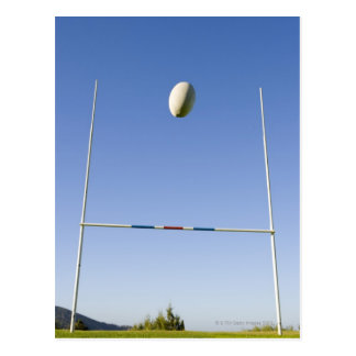 Carte Postale But de rugby