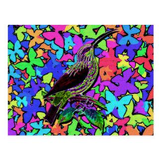 Carte Postale Butterfly