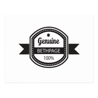 Carte Postale bX - série de ville natale - Bethpage