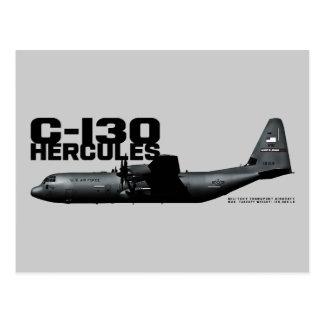 Carte Postale C-130 Hercule