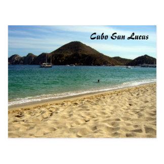 Carte Postale cabo San Lucas