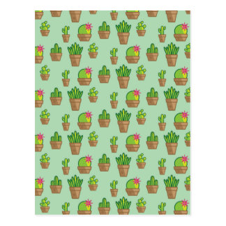 Carte Postale Cactus génial