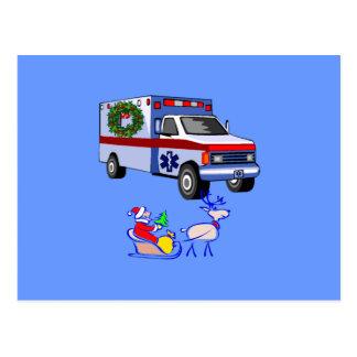 Carte Postale Cadeaux de Noël de SME