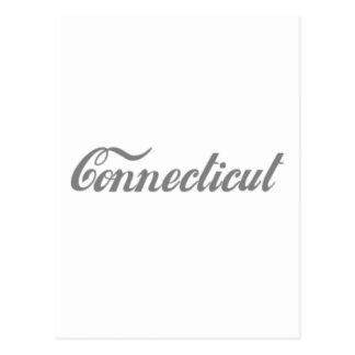 Carte Postale Cadeaux du Connecticut