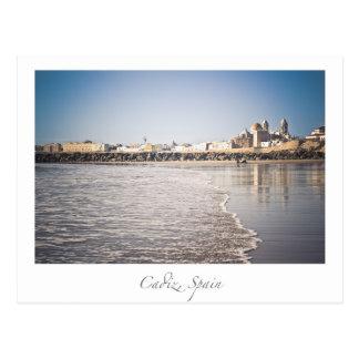 Carte Postale Cadix Espagne