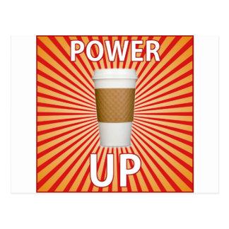 Carte Postale Café - votre super pouvoir !