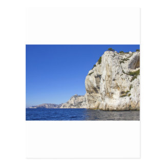Carte Postale Calanques dans Cassis
