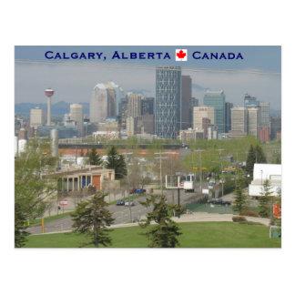 Carte Postale Calgary
