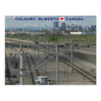 Carte Postale Calgary Canada
