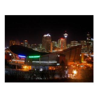 Carte Postale Calgary Saddledome