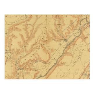 Carte Postale Campagne 3 de Chattanooga