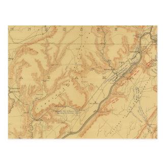 Carte Postale Campagne de Chattanooga