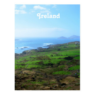 Carte Postale Campagne irlandaise