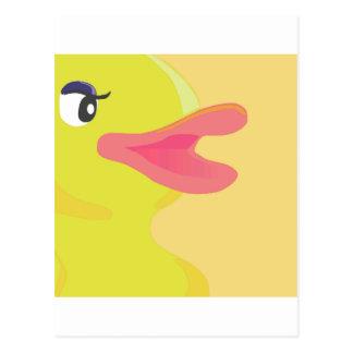 Carte Postale Canard