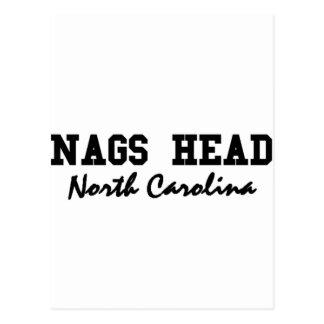 Carte Postale Canassons la Caroline du Nord principale