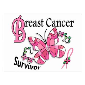 Carte Postale Cancer du sein du survivant 6