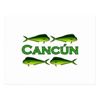Carte Postale Cancun Dorado