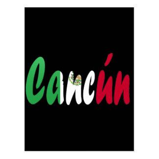 Carte Postale Cancun, Mexique