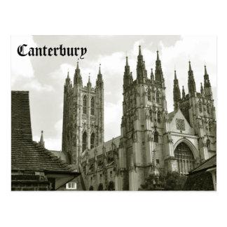 Carte Postale Cantorbéry