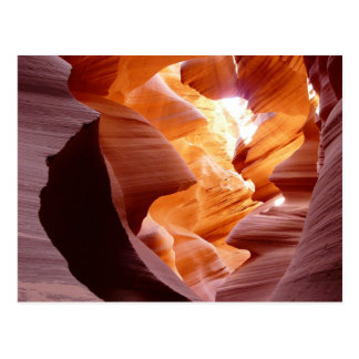 Carte Postale Canyon 3 d'antilope