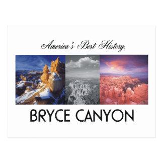 Carte Postale Canyon d'ABH Bryce