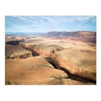 Carte Postale Canyon dans le canyon