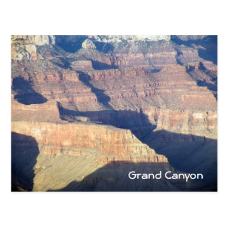 Carte Postale Canyon grand
