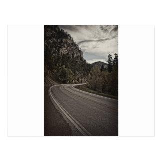 Carte Postale canyon_road