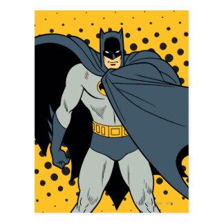 Carte Postale Cap de Batman
