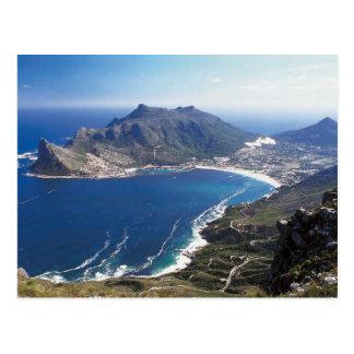 Carte Postale Cape Town Afrique du Sud